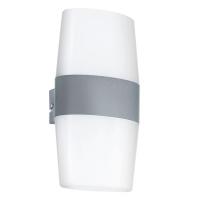 Aplica exterior Ravarino 94119 Eglo, 4x2,5W LED, argintiu