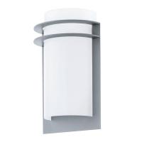 Aplica exterior Malgera 94133 Eglo, 2x2,5W LED, argintiu