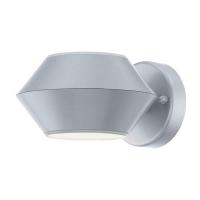 Aplica exterior Nocella 94139 Eglo, 2x2,5W LED, argintiu
