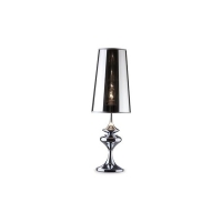 Veioza Ideal Lux, ALFIERE TL1 BIG CROMO 32436