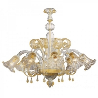 Candelabru Ideal Lux, CADORO SP8 20976