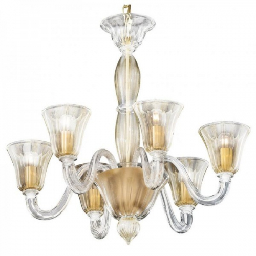 Lustra Ideal Lux, CAFOSCARI SP6 5843