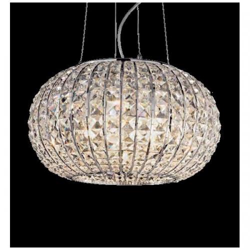 Lustra cristal Ideal Lux, CALYPSO SP3 44194