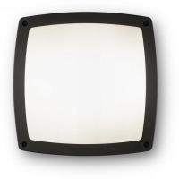 Plafoniera exterior Ideal Lux, COMETA PL3 NERO 82271, 3xE14