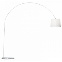 Lampadar Ideal Lux, DORSALE PT1 BIANCO 12605