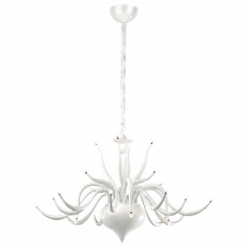 Candelabru Ideal Lux, ELYSEE SP24 BIANCO 55015