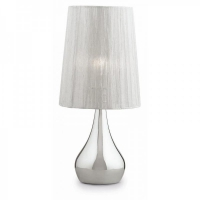 Veioza Ideal Lux, ETERNITY TL1 SMALL ARGENTO 35987