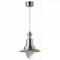 Pendul Ideal Lux, FIORDI SP1 BIG ALLUMINIO 22819