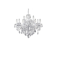 Candelabru Ideal Lux, FLORIAN SP12 CROMO 35604