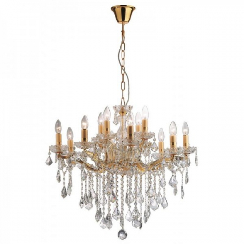 Candelabru Ideal Lux, FLORIAN SP12 ORO 35611
