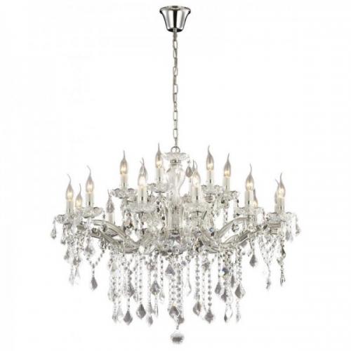 Candelabru Ideal Lux, FLORIAN SP18 CROMO 75150