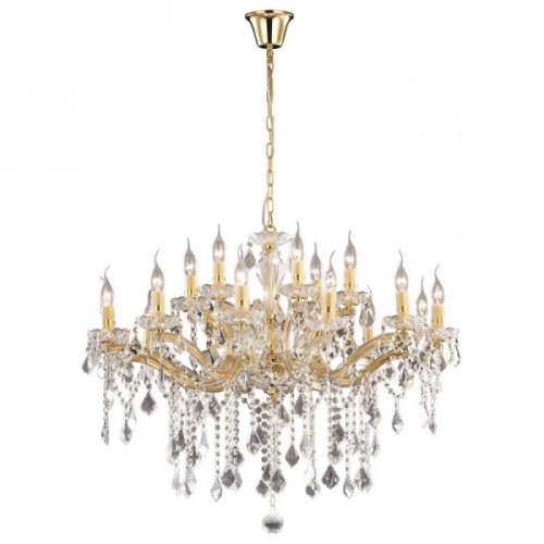 Candelabru Ideal Lux, FLORIAN SP18 ORO 75181