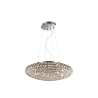 Lustra Ideal Lux, KING SP7 CROMO 87979