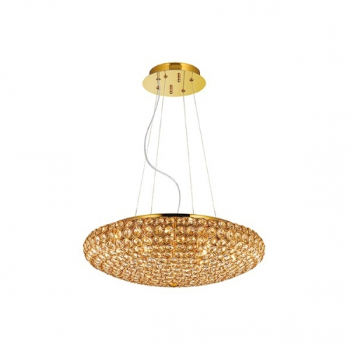 Lustra Ideal Lux, KING SP7 ORO 87986