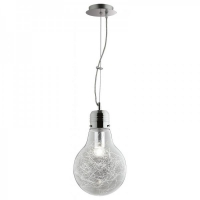 Pendul Ideal Lux, LUCE MAX SP1 SMALL 33679