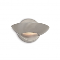 Aplica Ideal Lux, LUMINA AP1 NICKEL 2491