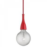 Pendul Ideal Lux, MINIMAL SP1 ROSSO 9414