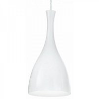 Pendul Ideal Lux, OLIMPIA SP1 BIANCO 13244