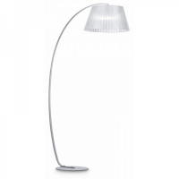 Lampadar Ideal Lux, PAGODA PT1 ARGENTO 62273