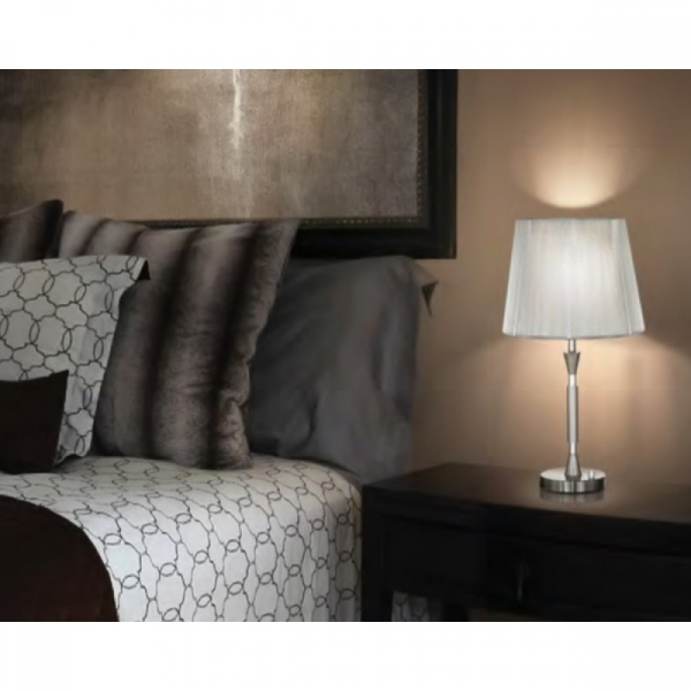 Veioza ideal lux paris tl1 small 15965 eco iluminat for Ideal paris