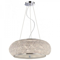 Candelabru Ideal Lux, PASHA SP10 CROMO 82196