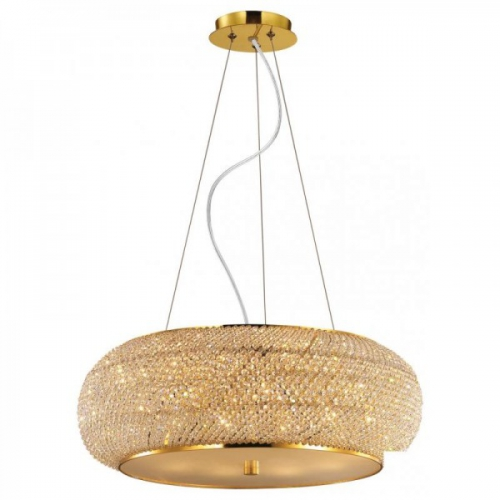 Candelabru Ideal Lux, PASHA SP10 ORO 82257