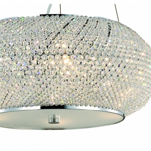 Lustra Ideal Lux, PASHA SP6 CROMO 82158