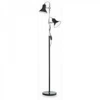 Lampadar  Ideal Lux, POLLY PT2 NERO 61139
