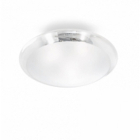 Plafoniera Ideal Lux, SMARTIES CLEAR PL2 D40 35536