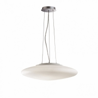 Lustra Ideal Lux, SMARTIES SP3 D50 BIANCO 32009