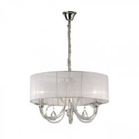 Lustra Ideal Lux, SWAN SP3 35840