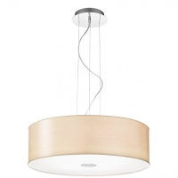 Lustra Ideal Lux, WOODY SP5 87719