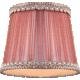 PINJA 64111-6 Globo, candelabru roz