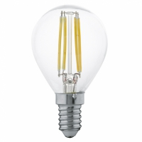 Edison Vintage sferic 11499 E14-P45-LED FILAMENT, 4W