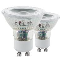 Bec LED GU10 11526 Eglo, COB 5W 4000K 2 buc