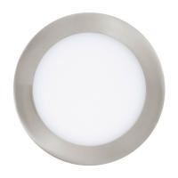 FUEVA 1 31671 Eglo, spot incastrabil LED diam. 170 nichel mat 3000K