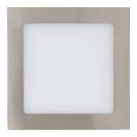 FUEVA 1 31673 Eglo, spot incastrabil LED170X170 nichel 3000K