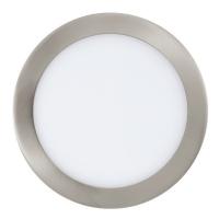 FUEVA 1 31675 Eglo, spot incastrabil LED diam. 225 nichel mat 3000K
