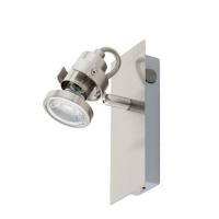 TUKON 3 94144 Eglo, aplica 1 GU10-LED nichel-mat