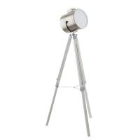 UPSTREET 94371 Eglo, lampadar 1 alb-patina/nichel-mat