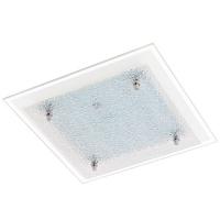 PRIOLA 94446 Eglo, LED-aplica DL 280X280 alb /crom satinat