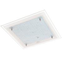 PRIOLA 94447 Eglo, LED-aplica DL 380X380 alb/crom