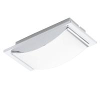 WASAO 94465 Eglo, LED-aplica plafoniera 1 crom/alb
