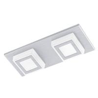 MASIANO 94506 Eglo, LED-aplica plafoniera 2 aluminiu slefuit