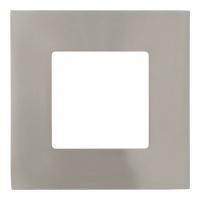 FUEVA 1 94519 Eglo, LED-spot incastrabil 85X85 nichel 3000K