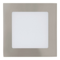 FUEVA 1 94522 Eglo, spot incastrabil LED120X120 nichel 3000K