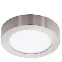FUEVA 1 94523 Eglo, LED-spot aparent D-170 nichel 3000K