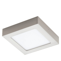 FUEVA 1 94524 Eglo, LED-spot aparent 170X170 nichel 3000K