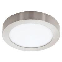 FUEVA 1 94525 Eglo, LED-spot aparent D-225 nichel 3000K