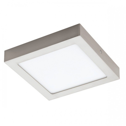 FUEVA 1 94526 Eglo, LED-spot aparent 225X225 nichel 3000K